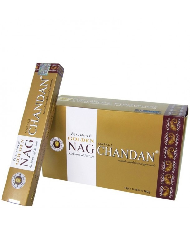 Incense Golden Nag Chandan