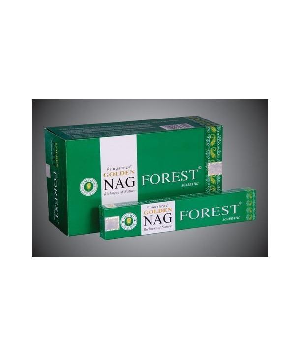 Incense Golden Nag Forest 15 grs.