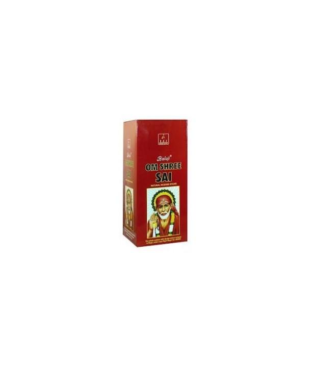 Incense Om Shree Sai Balaji 15 Grs.