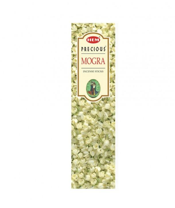 Incense Mogra Hem 12 Boxes