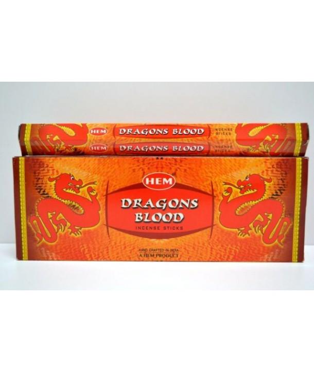 Incense Dragons Blood 25 Hem