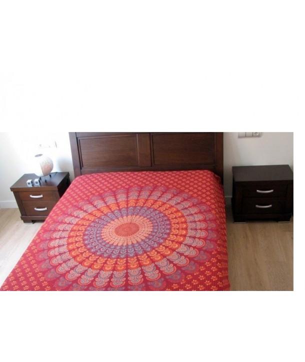 CC 46 Bedspread /  Sofa cover Mandala
