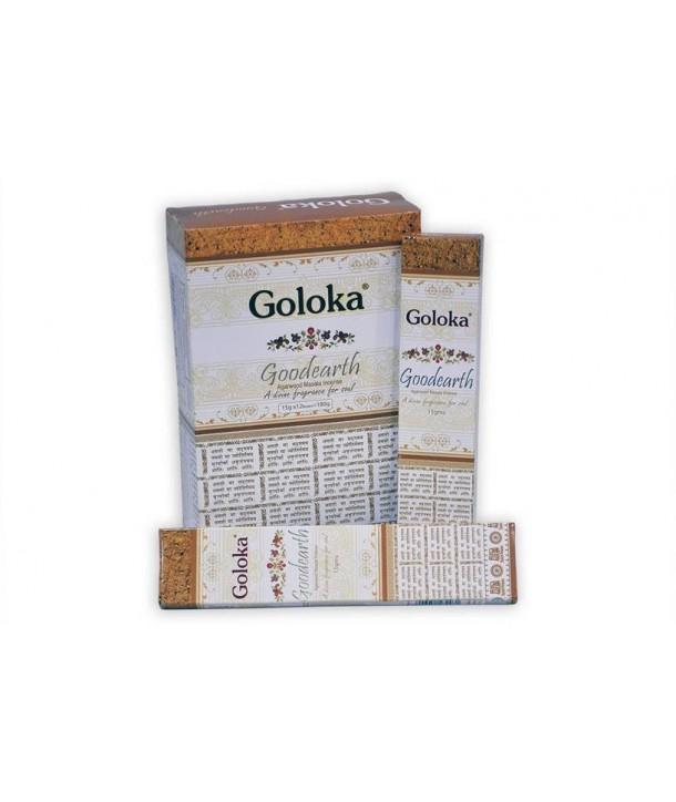 Incienso Good Earth Masala Goloka 15 Grs.