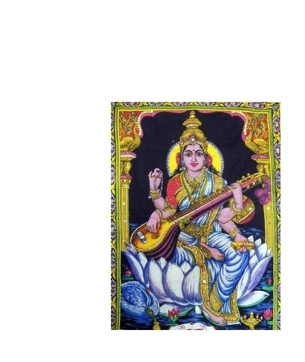 Batik Saraswati Multicolor