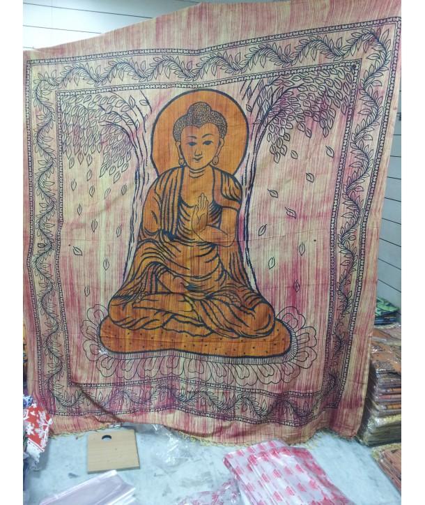 Bedsheet Buddha