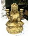 Brass statue Lakshmi