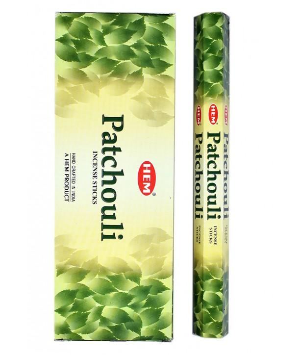 Hem Patchouli Hexa