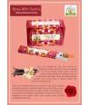 Rose with Vanilla Natural Masala Incense