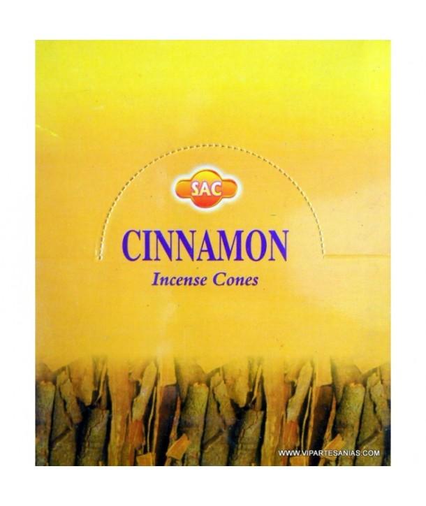 Cones Cinnamon
