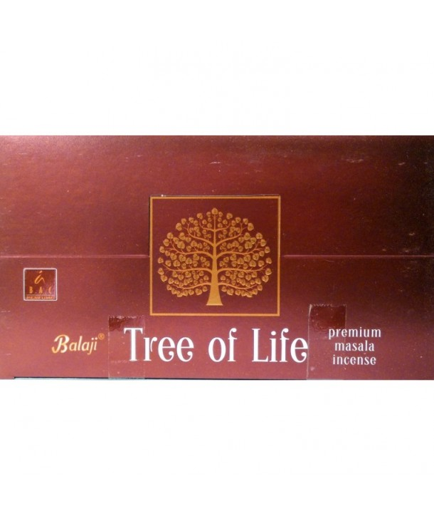 Incense Tree of Life Masala (Tree of Life) Balaji 15gr.