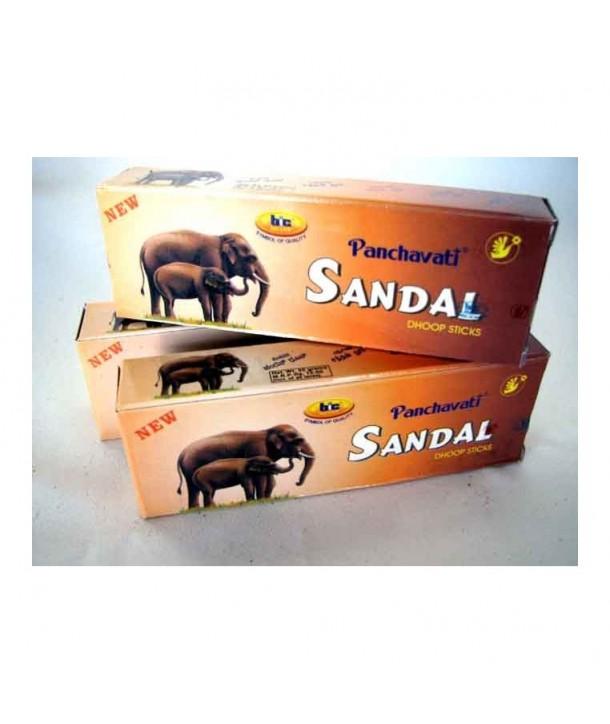 Incense Sandalwood Panchavati 28 Grs.