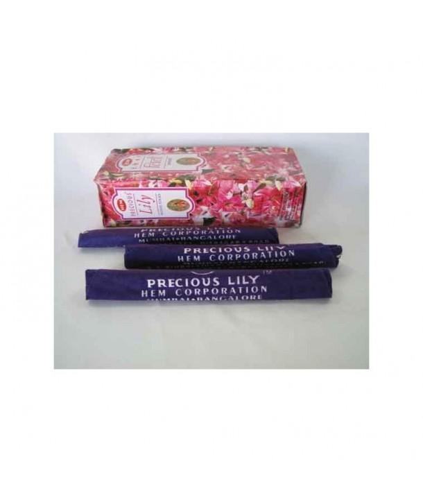 Incense Lily Hem